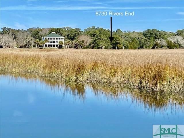 8730 Rivers End Drive, Savannah, GA 31406 (MLS #246732) :: The Arlow Real Estate Group