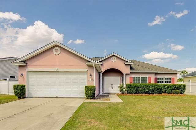505 Amsonia Circle, Guyton, GA 31312 (MLS #247737) :: Luxe Real Estate Services