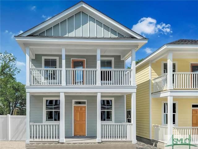 506 E 34th Street, Savannah, GA 31401 (MLS #247785) :: Keller Williams Coastal Area Partners