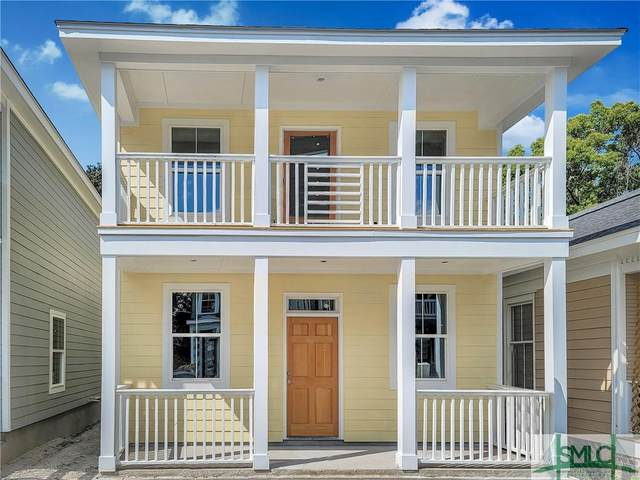 508 E 34th Street, Savannah, GA 31401 (MLS #247786) :: Keller Williams Coastal Area Partners