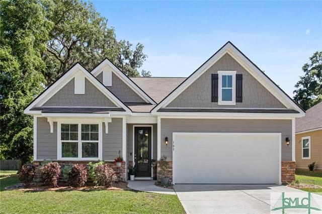 105 Arusha Drive, Savannah, GA 31419 (MLS #247793) :: Luxe Real Estate Services