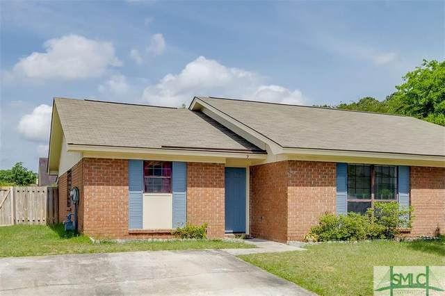 9 Cobbler Court, Savannah, GA 31419 (MLS #247834) :: Teresa Cowart Team