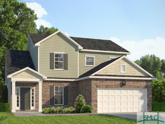 112 Melody Drive, Pooler, GA 31322 (MLS #247871) :: Keller Williams Realty Coastal Area Partners