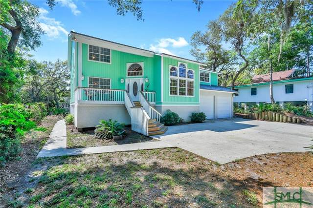 108 San Marco Drive, Tybee Island, GA 31328 (MLS #247884) :: The Arlow Real Estate Group