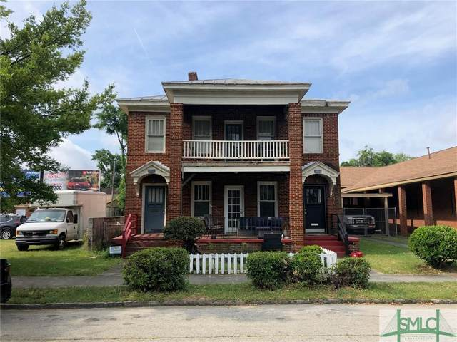 111 W 40th Street, Savannah, GA 31401 (MLS #247926) :: Coldwell Banker Access Realty