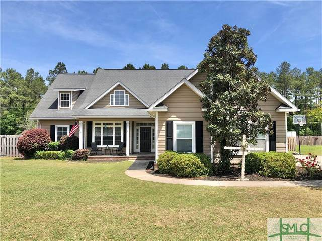 1606 Colony Lane, Brooklet, GA 30415 (MLS #247936) :: McIntosh Realty Team