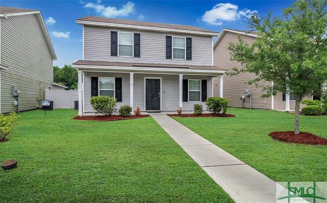 5 Fiore Drive, Savannah, GA 31419 (MLS #247938) :: Team Kristin Brown | Keller Williams Coastal Area Partners