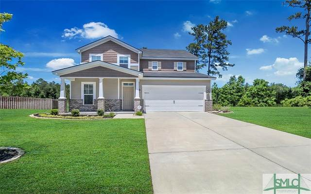 13 Symphony Court, Pooler, GA 31322 (MLS #247999) :: Luxe Real Estate Services