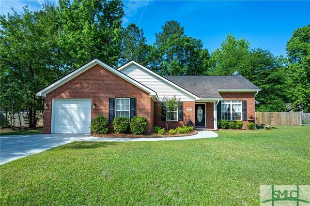 26 Hidden Creek Drive, Guyton, GA 31312 (MLS #248010) :: McIntosh Realty Team