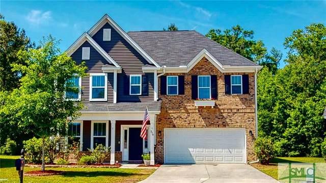 378 Casey Drive, Pooler, GA 31322 (MLS #248020) :: The Arlow Real Estate Group