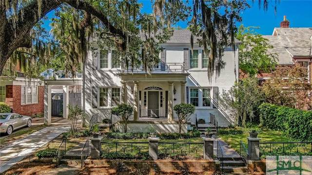 38 Washington Avenue, Savannah, GA 31405 (MLS #248052) :: McIntosh Realty Team