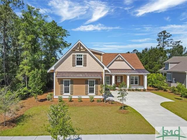 103 Kent Trail, Pooler, GA 31322 (MLS #248087) :: Coldwell Banker Access Realty