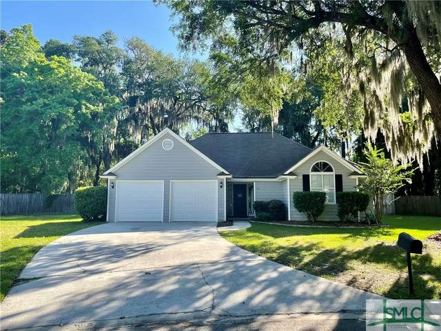 15 Bristlecone Court, Savannah, GA 31419 (MLS #248101) :: Savannah Real Estate Experts