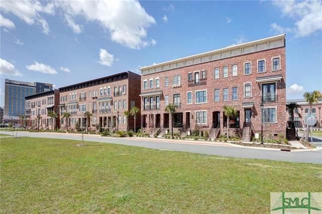 506 Altamaha Street, Savannah, GA 31401 (MLS #248152) :: The Arlow Real Estate Group