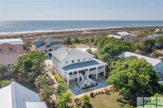 5 6th Terrace, Tybee Island, GA 31328 (MLS #248153) :: Coastal Savannah Homes