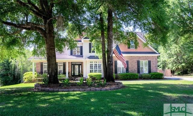 142 Royal Oak Drive, Guyton, GA 31312 (MLS #248161) :: Luxe Real Estate Services
