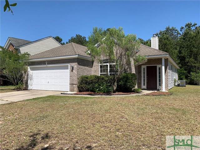 10 Old Bridge Drive, Pooler, GA 31322 (MLS #248196) :: Team Kristin Brown | Keller Williams Coastal Area Partners