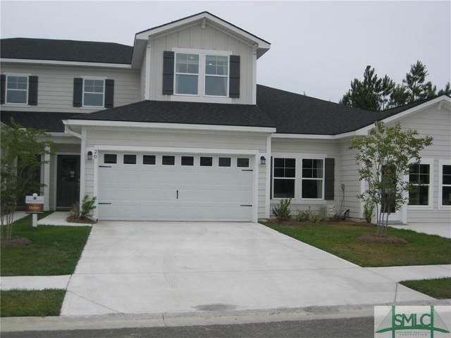 127 Lower Creek Drive, Richmond Hill, GA 31324 (MLS #248200) :: Keller Williams Coastal Area Partners
