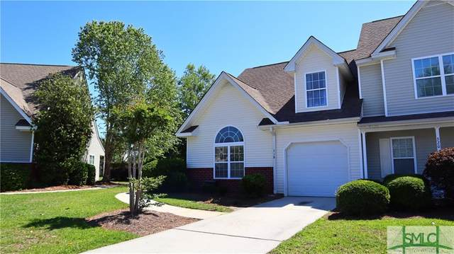 318 Gallery Way, Pooler, GA 31322 (MLS #248229) :: Keller Williams Coastal Area Partners