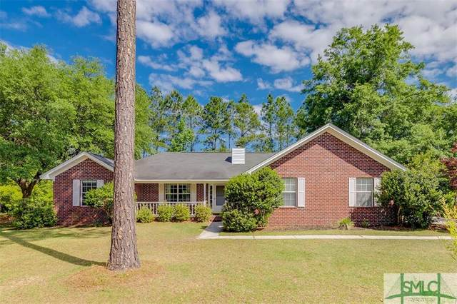 109 Cottonwood Drive, Rincon, GA 31326 (MLS #248253) :: The Arlow Real Estate Group