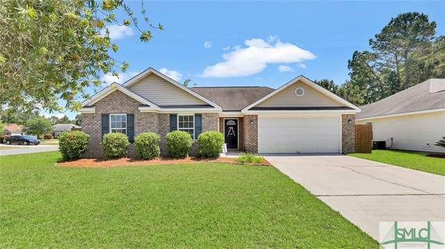 2 Montero Drive, Savannah, GA 31405 (MLS #248269) :: Keller Williams Realty-CAP