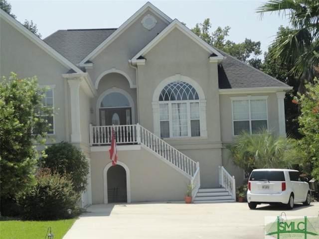 186 Sterling Woods Drive, Richmond Hill, GA 31324 (MLS #248271) :: The Sheila Doney Team