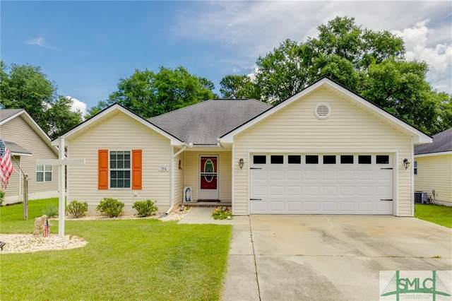 156 Burton Road, Savannah, GA 31405 (MLS #248296) :: Keller Williams Coastal Area Partners