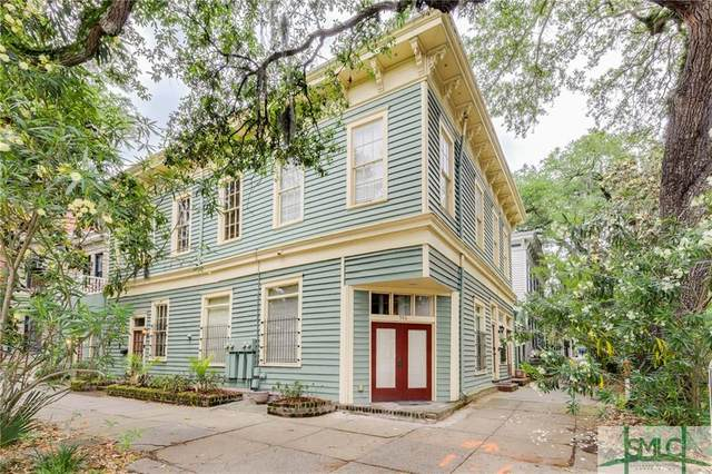 556 E Liberty Street, Savannah, GA 31401 (MLS #248299) :: RE/MAX All American Realty