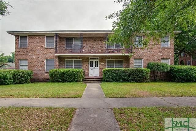 1302 E Henry Street 1,2,3, & 4, Savannah, GA 31404 (MLS #248341) :: The Arlow Real Estate Group
