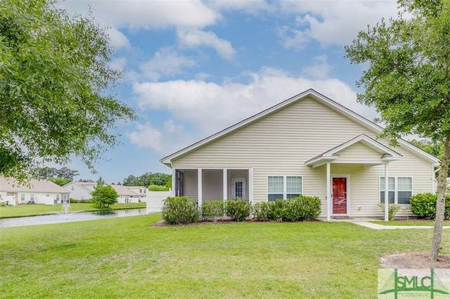 101 Travertine Circle, Savannah, GA 31419 (MLS #248343) :: Keller Williams Coastal Area Partners