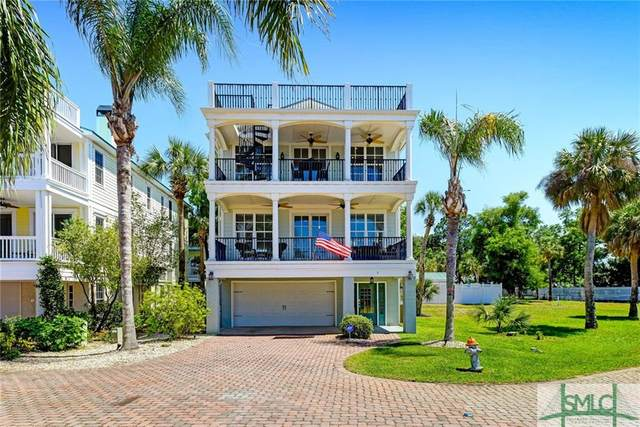 7 Sanctuary Place, Tybee Island, GA 31328 (MLS #248348) :: Team Kristin Brown | Keller Williams Coastal Area Partners