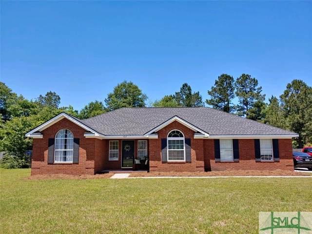 102 Barrington Circle, Rincon, GA 31326 (MLS #248360) :: Luxe Real Estate Services