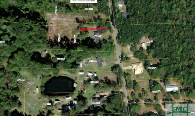 Parcel 3 off W/S Cato Lane, Allenhurst, GA 31301 (MLS #248405) :: Coastal Savannah Homes