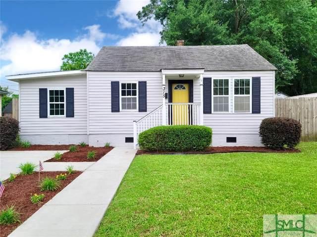 315 E 58th Street, Savannah, GA 31405 (MLS #248412) :: Team Kristin Brown | Keller Williams Coastal Area Partners