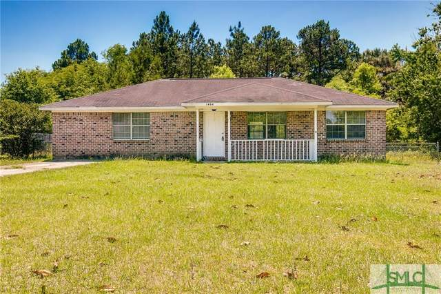1464 Paul Caswell Boulevard, Hinesville, GA 31313 (MLS #248415) :: The Hilliard Group