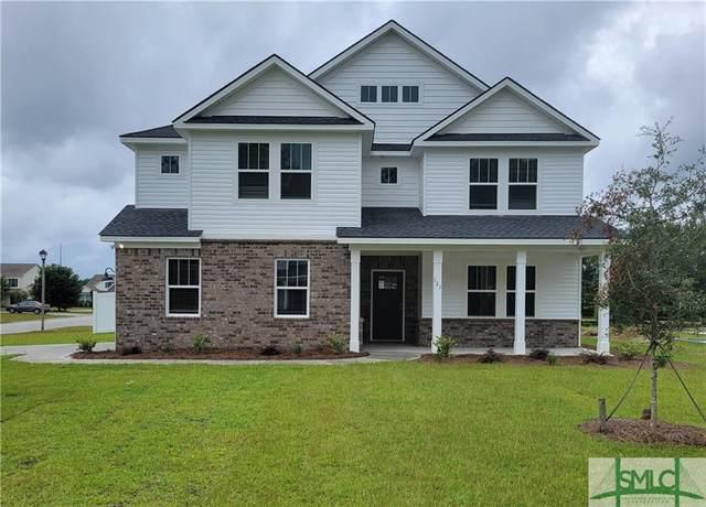 121 Pickett Fence Lane, Pooler, GA 31322 (MLS #248424) :: Coastal Savannah Homes