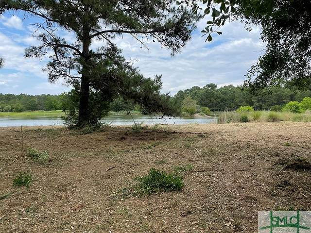 2 Jerico Marsh Road, Midway, GA 31320 (MLS #248441) :: The Allen Real Estate Group