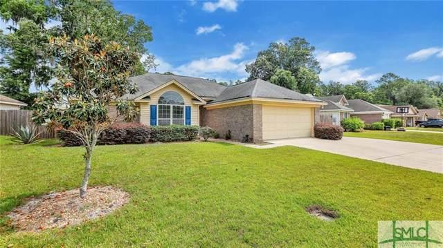 108 Meadowside Lane, Savannah, GA 31405 (MLS #248465) :: Coastal Savannah Homes
