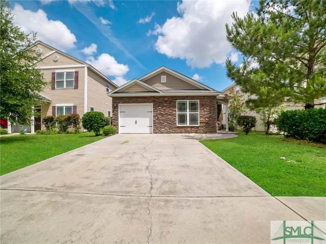 157 Chapel Lake S, Savannah, GA 31419 (MLS #248494) :: Keller Williams Realty-CAP