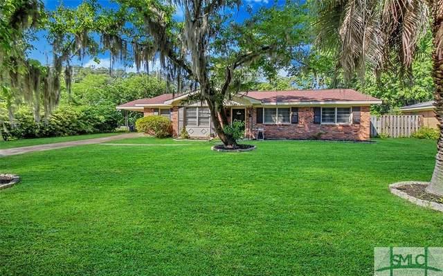 1631 Kings Way, Savannah, GA 31406 (MLS #248554) :: Keller Williams Realty-CAP