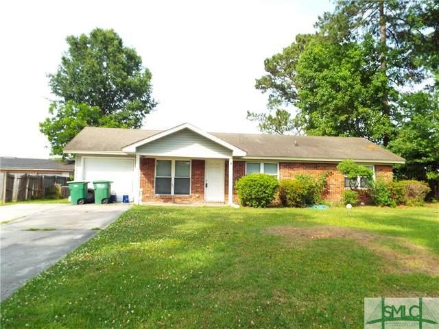 4 Winoca Drive, Garden City, GA 31408 (MLS #248706) :: Keller Williams Coastal Area Partners