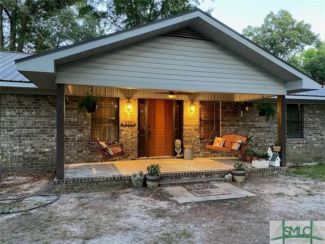 955 Shawnee Egypt Road, Springfield, GA 31329 (MLS #248714) :: Heather Murphy Real Estate Group