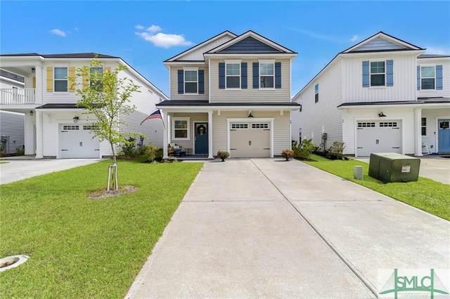 79 Pomona Circle, Savannah, GA 31419 (MLS #248779) :: Keller Williams Coastal Area Partners