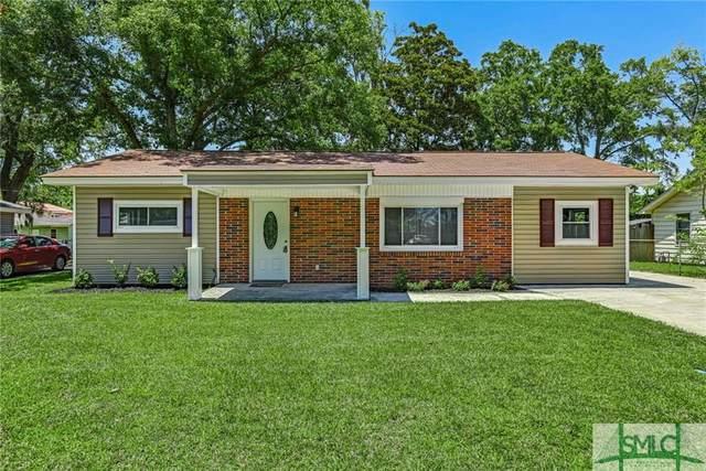 217 Chatham Villa Drive, Garden City, GA 31408 (MLS #248781) :: The Hilliard Group
