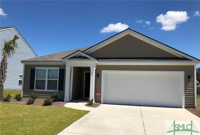 25 Hawkhorn Court, Savannah, GA 31407 (MLS #248813) :: Coldwell Banker Access Realty
