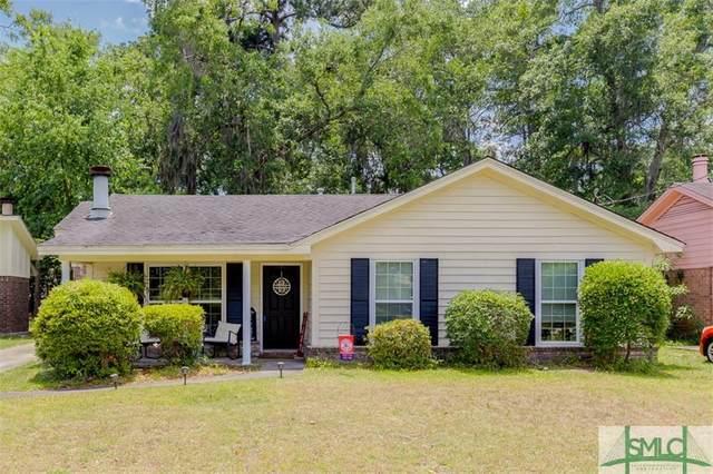 145 Greenbriar Court, Savannah, GA 31419 (MLS #248873) :: Keller Williams Realty-CAP