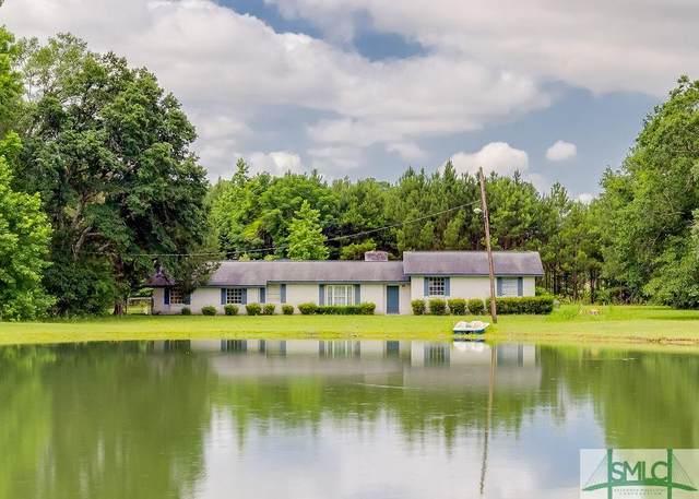 1920 Ga 21 Highway S, Springfield, GA 31329 (MLS #248896) :: Heather Murphy Real Estate Group