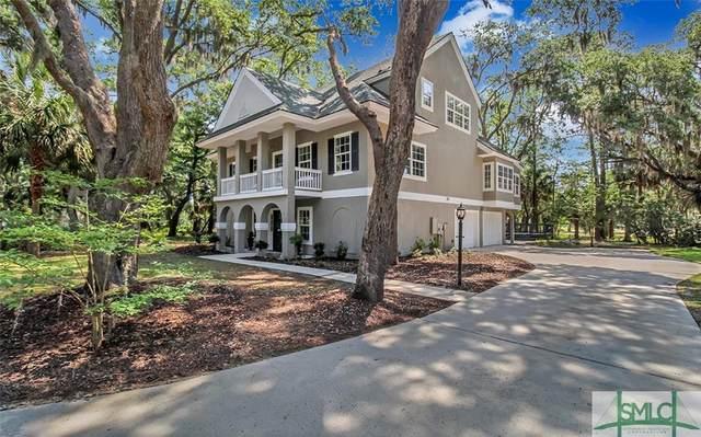 45 Bass Creek Lane, Bluffton, SC 29910 (MLS #248901) :: Luxe Real Estate Services