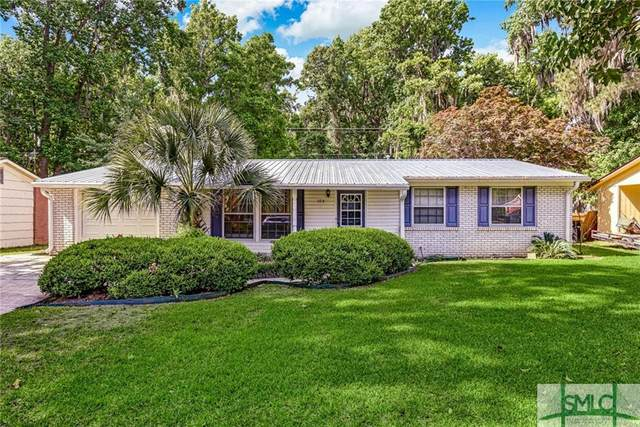103 Van Nuys Boulevard, Savannah, GA 31419 (MLS #248908) :: McIntosh Realty Team