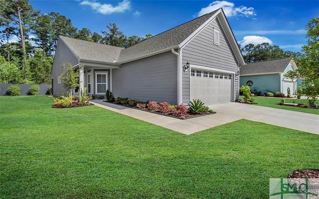 259 Springtime Court, Okatie, SC 29909 (MLS #248926) :: Luxe Real Estate Services